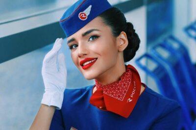 Самые красивые стюардессы: 119 ФОТО девушек