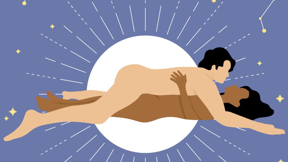 Любимые позы в сексе для знаков зодиака - от Овна до Рыб