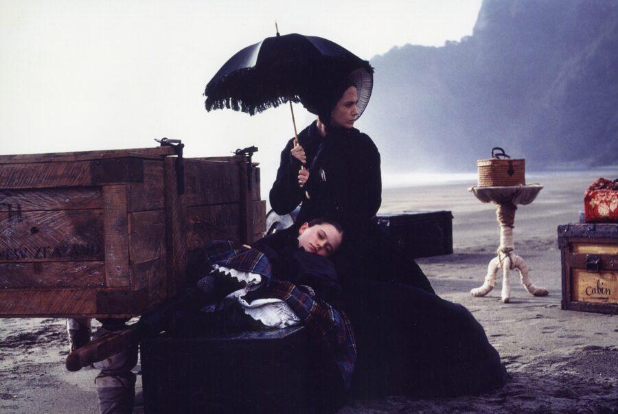 «Пианино», (Новая Зеландия, Франция, Великобритания, 1993 год).