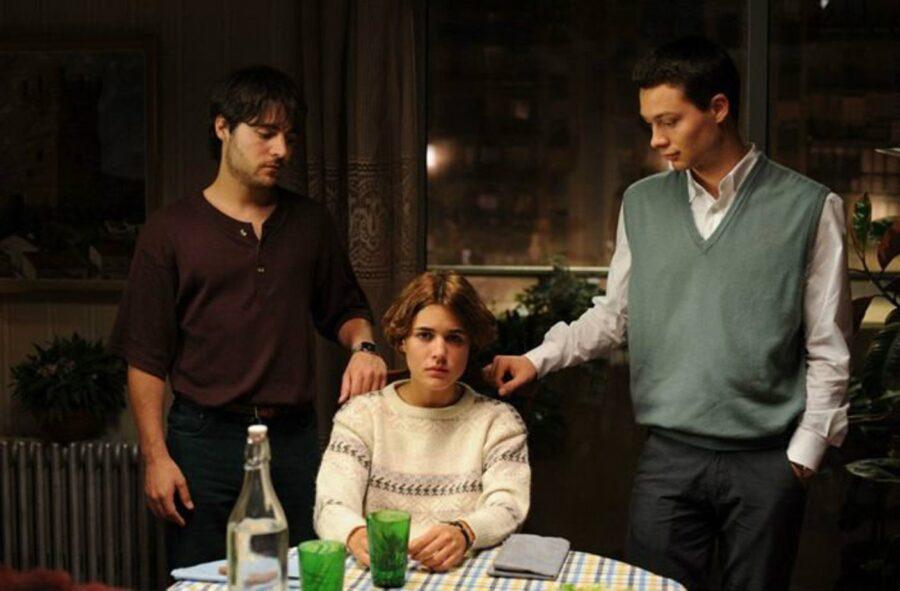 Этюды втроем (2009).