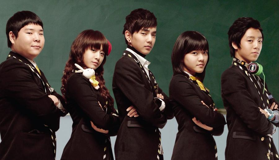 «Мастер обучения» (2010, Южная Корея)