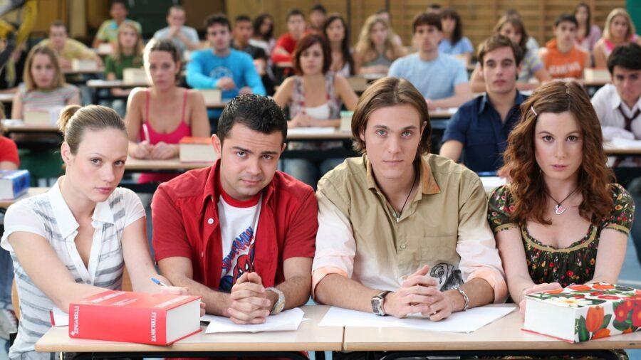Ночь накануне экзаменов (2006)