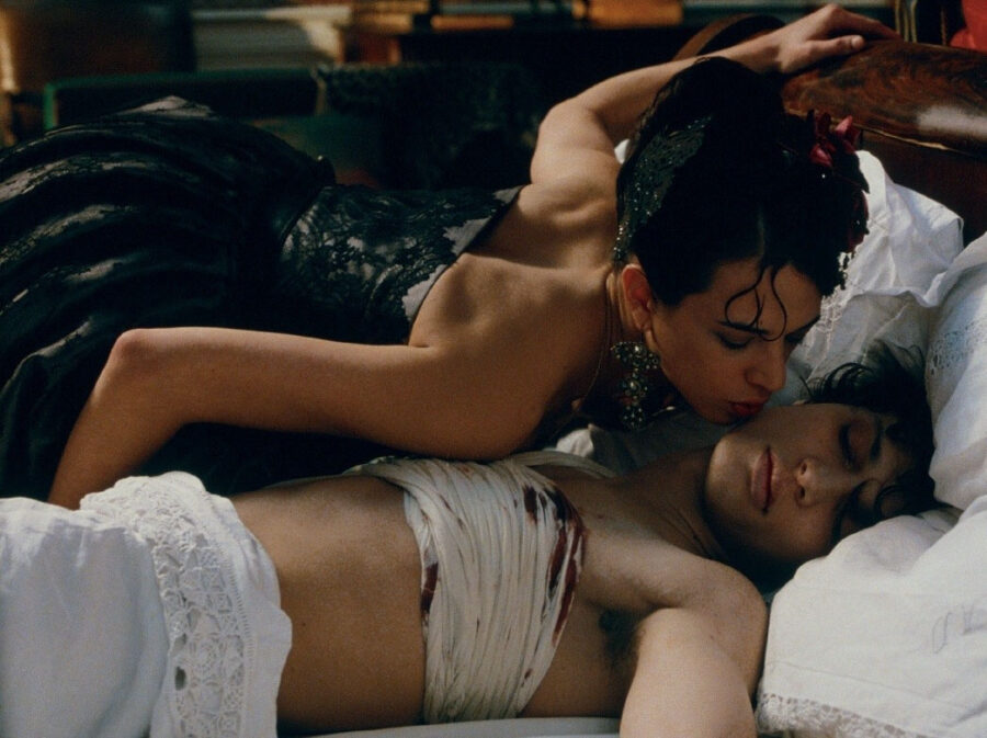 Тайная любовница (2007).