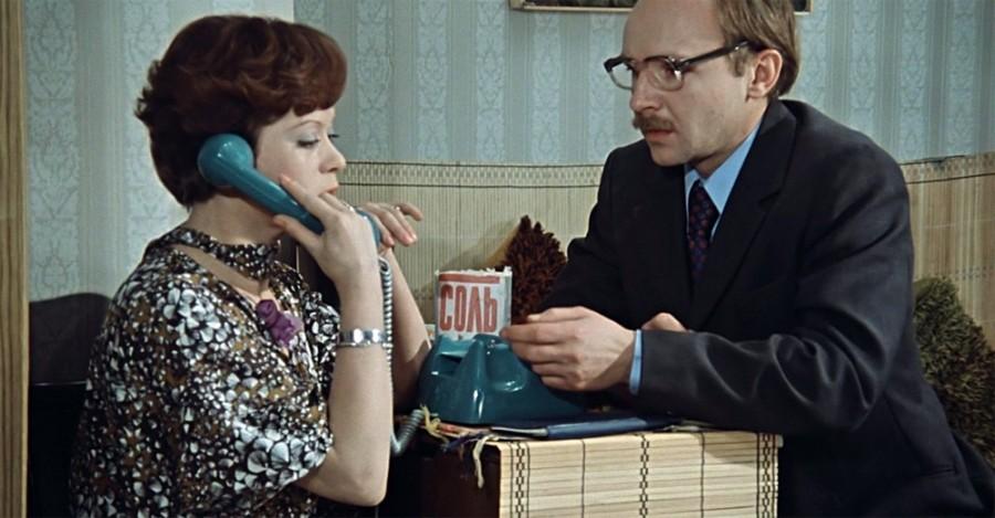 Комедия, мелодрама: «Служебный роман» (1977, СССР)