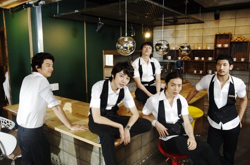 «Первое кафе Принц» (2007, Южная Корея)