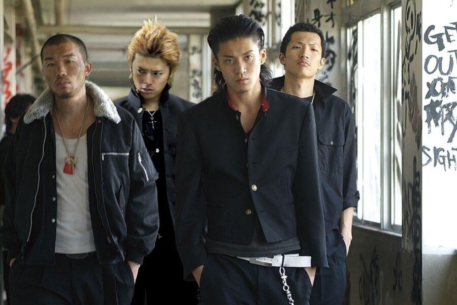 «Вороны: Начало» (2007, Япония)