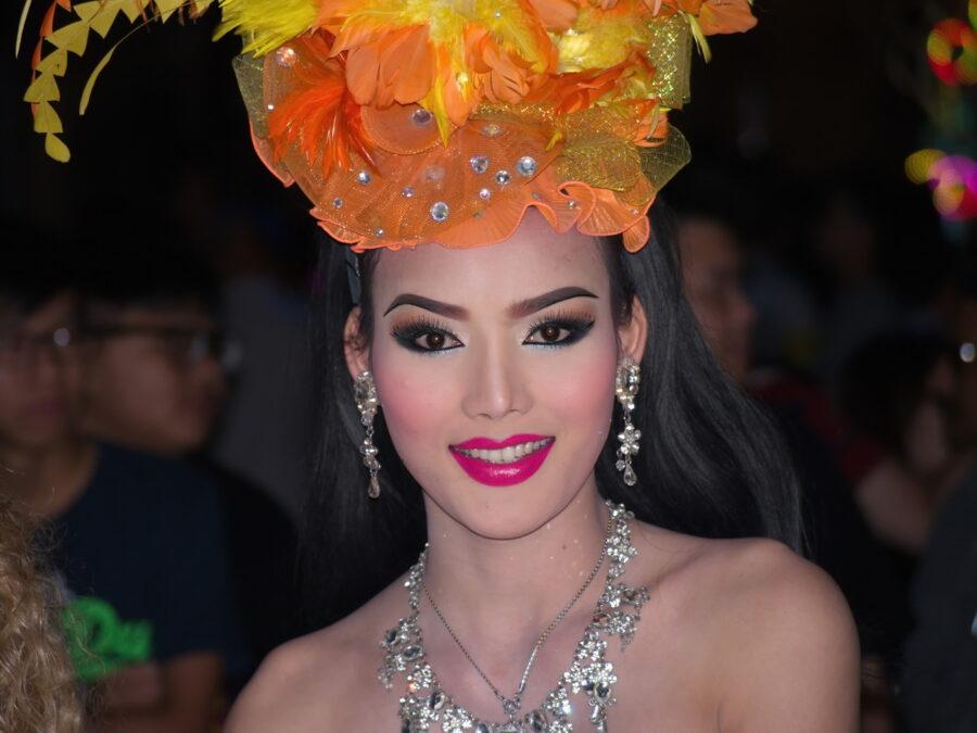 трансвестит Тайланда