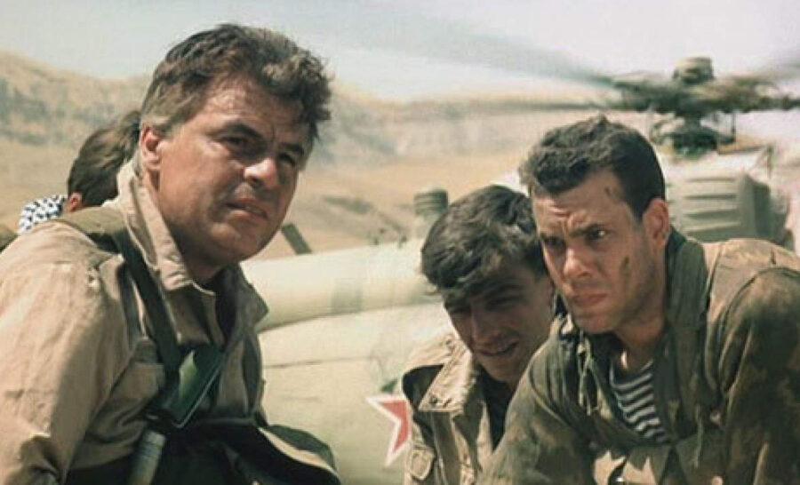 Афганский излом фильм
