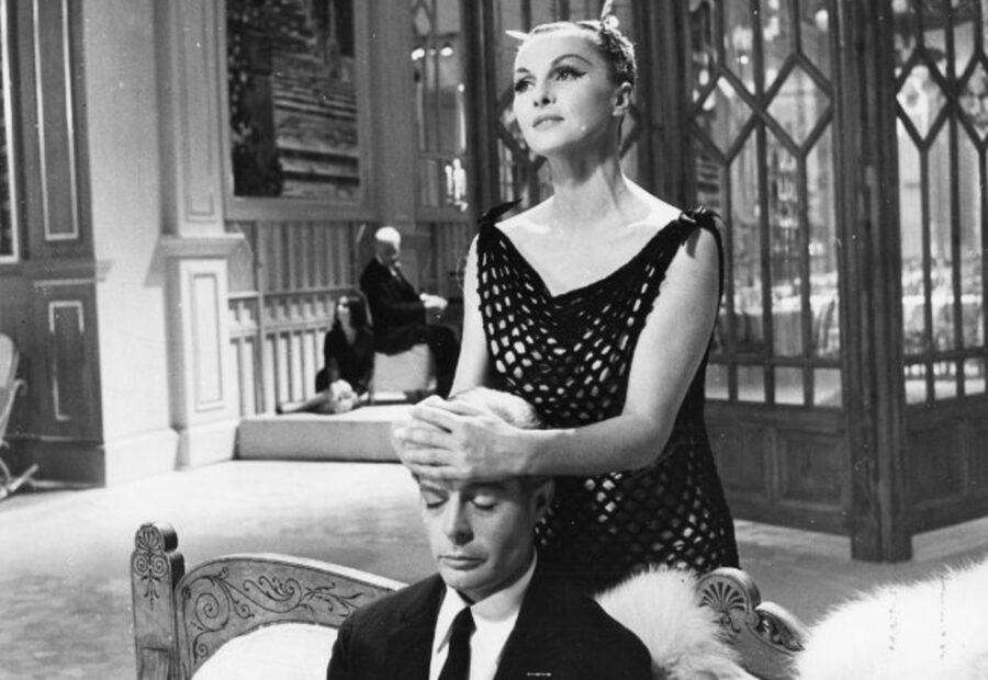 Восемь с половиной (1963)