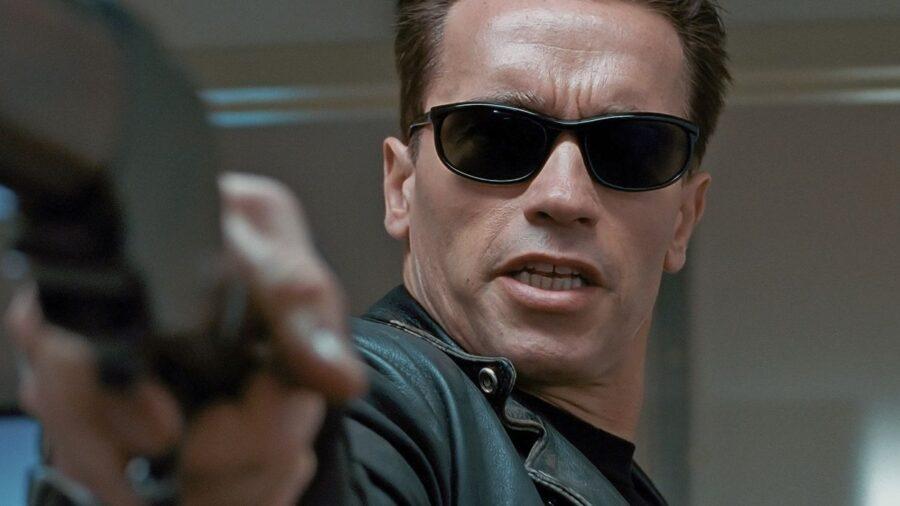 кадр из фильма Терминатор 2