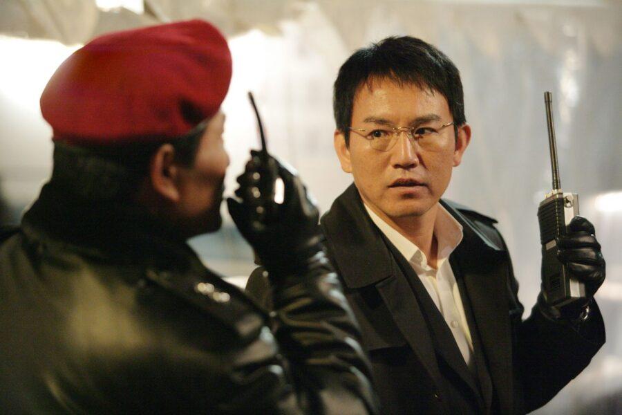 Ограбление» (2007)
