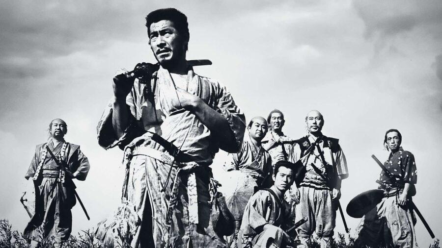«Семь самураев» фильм