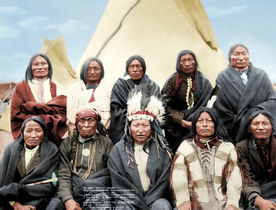 племя в южной америке