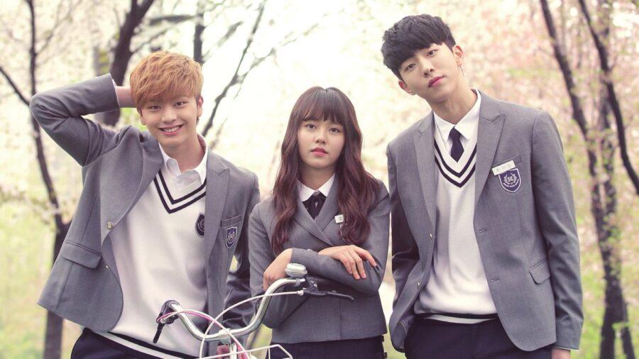 «Кто ты – школа 2015» (2015, Южная Корея)