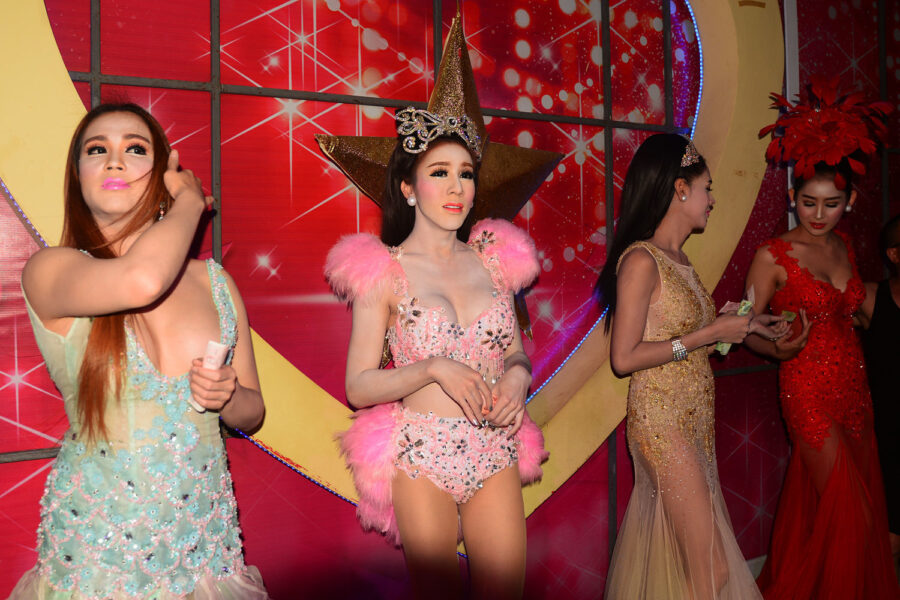 трансвеститы Тайланда