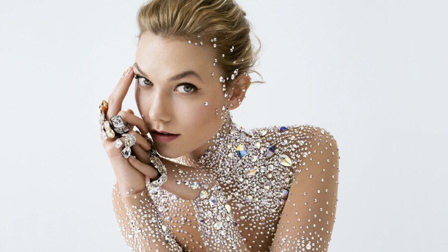 девушка алмаз