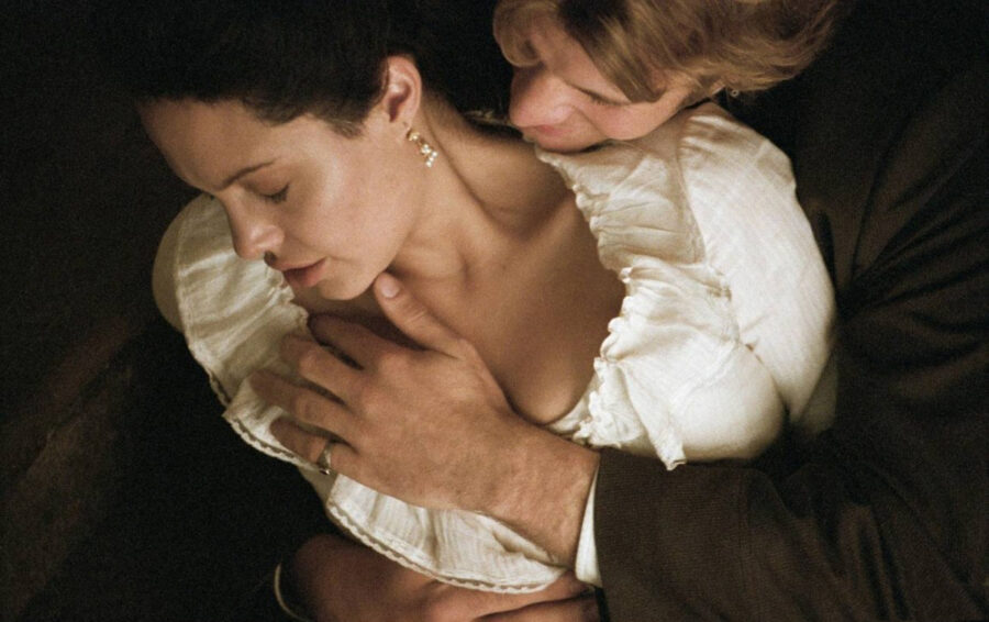 кадр из фильма Соблазн