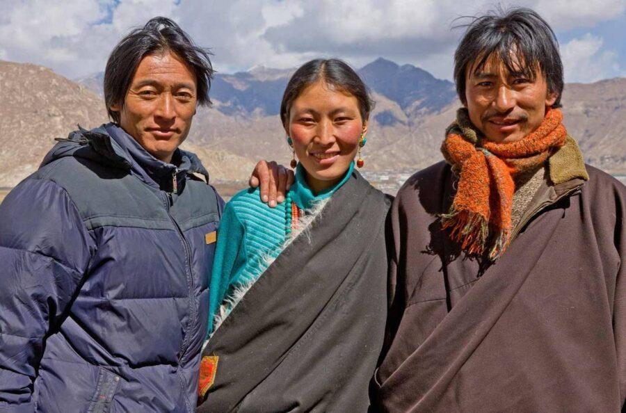 полиандрия в тибете
