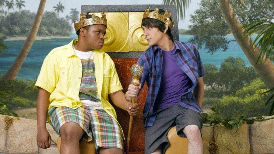 сериал Два короля (2010)