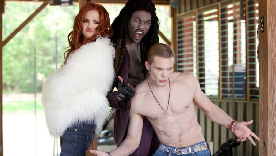 кадр из фильма про вампиров