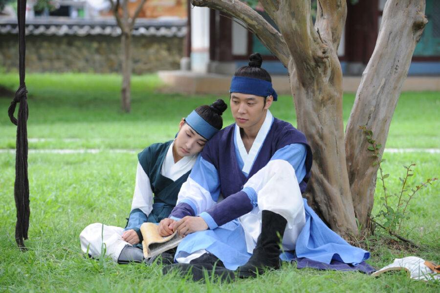 «Скандал в Сонгюнгване» (2010, Южная Корея)