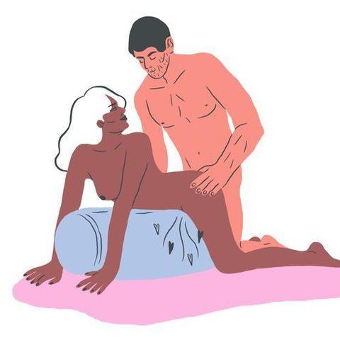Самые любимые позы в сексе у мужчин
