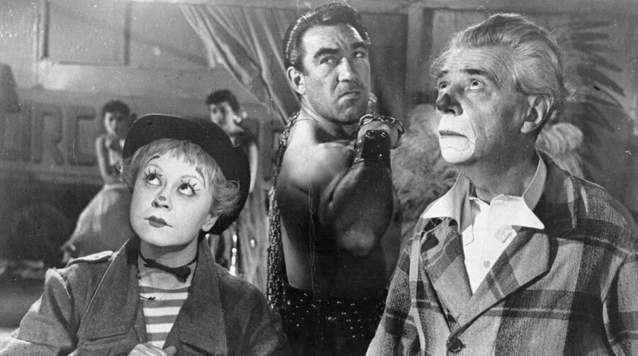 Дорога (1954)