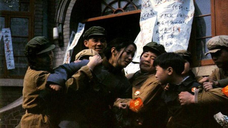 «Синий бумажный змей» (1993, Китай)