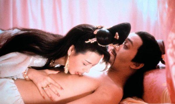 Секс и дзен: Ковер для телесных молитв / Yuk po tuen: Tau ching bo gam (Гонконг, 1991)