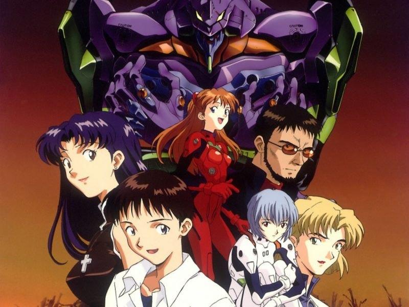Евангелион / Neon Genesis Evangelion / Shin Seiki Evangelion (1995)