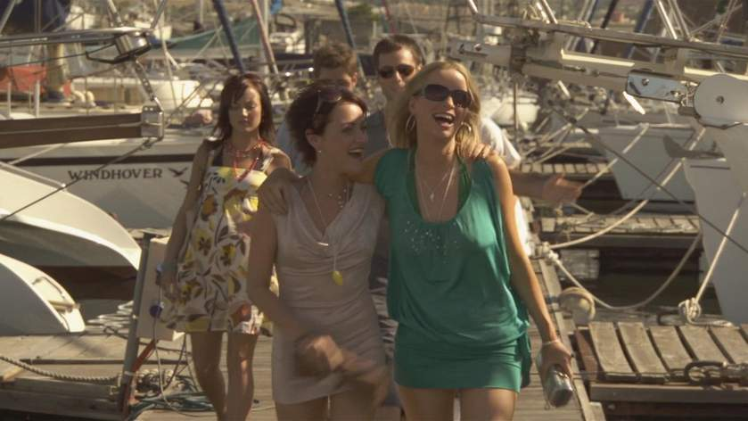 Морская прогулка (Великобритания, 2008).