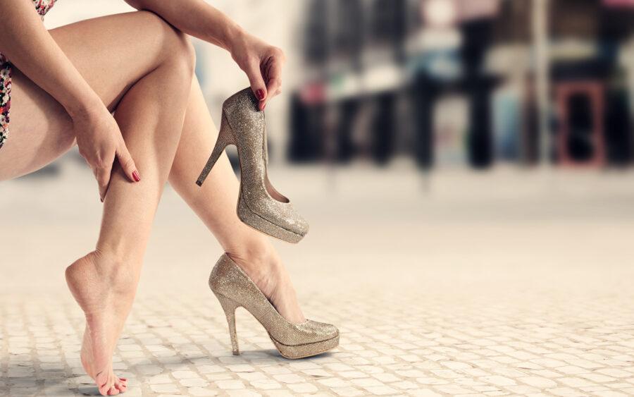 красивые ступни и каблеки