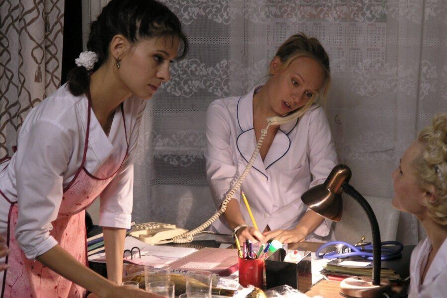 «Ночные сестры» (Россия, 2007)