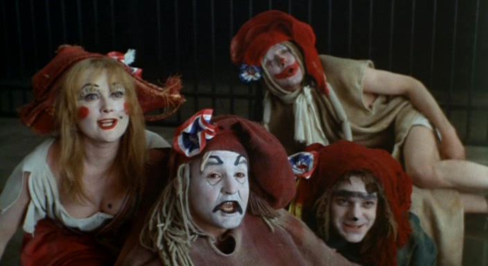 «Марат/Сад» (1967, Великобритания)