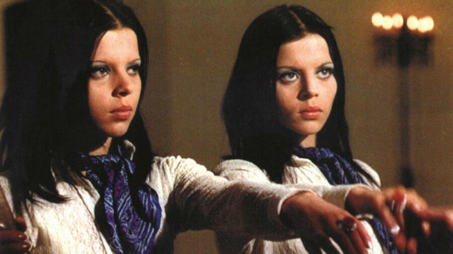 «Обнажённый вампир» (Франция, 1970)