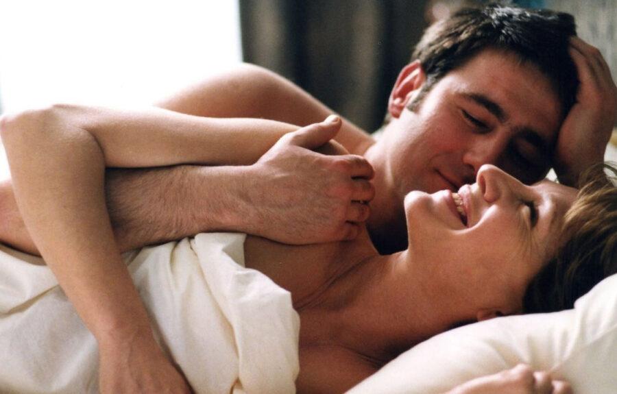 кадр из фильма «Порнографические связи» (1999, Франция)