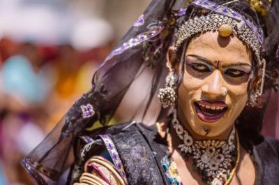 Кто такие хиджры и как живет третий пол в Индии