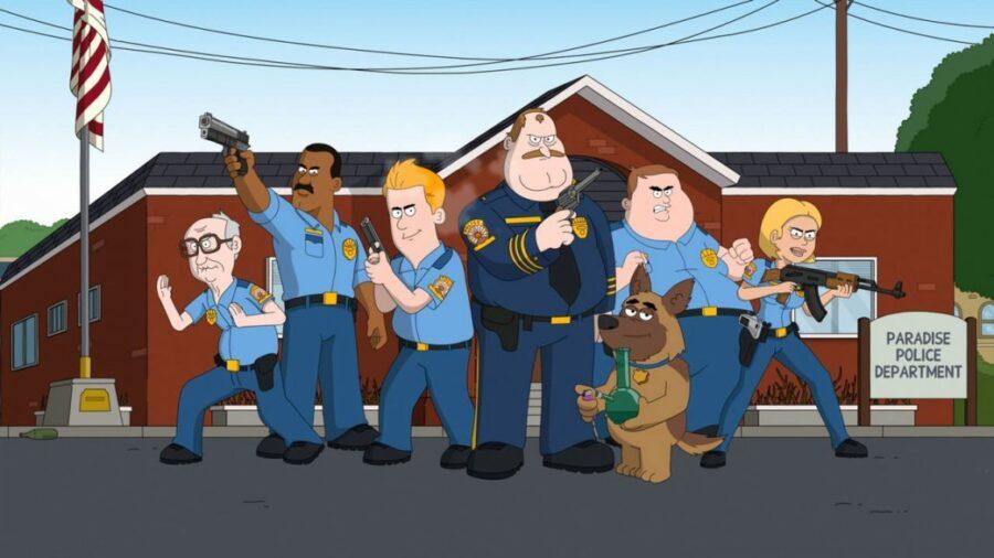 «Полиция Парадайз», (США, с 2018 года)