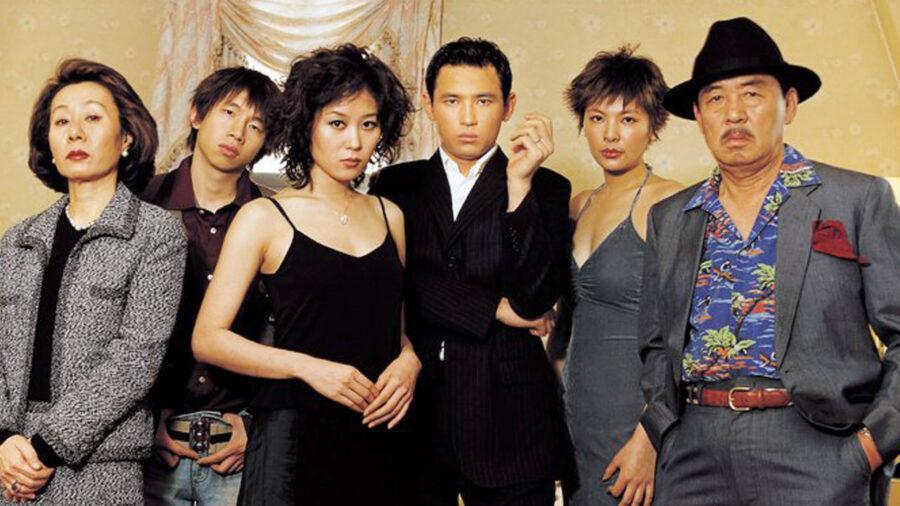 Драма «Жена хорошего юриста» (2003)