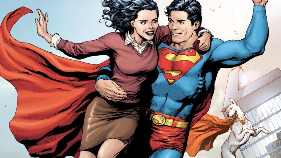 супермен и лоис лейн