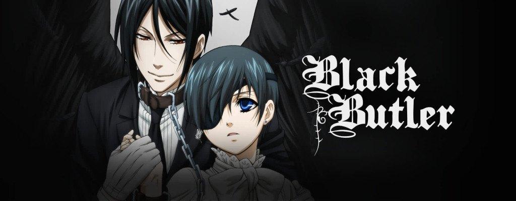 Темный дворецкий / Black Butler / Kuroshitsuji (2008)