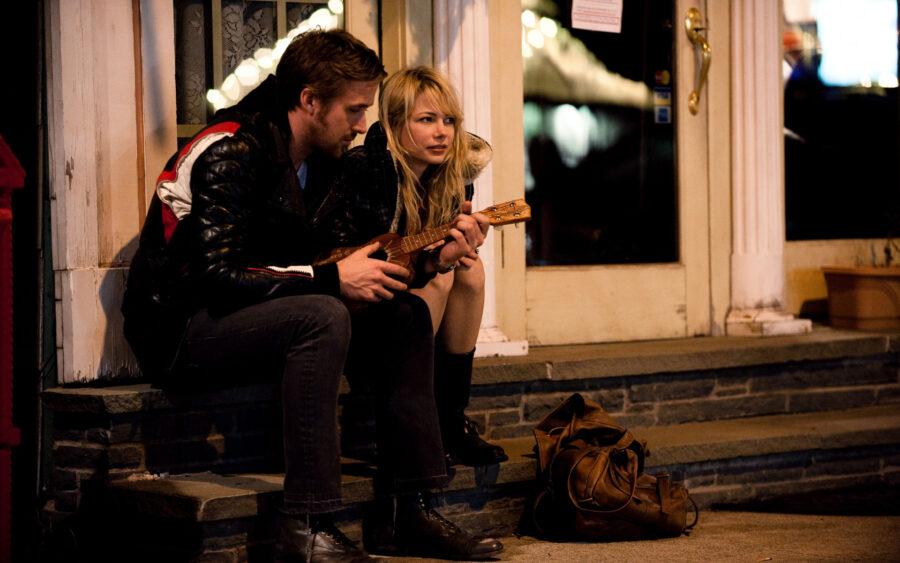 свидание на улице