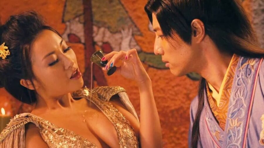 Драма «Секс и дзен» (2011)