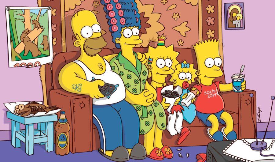 «Симпсоны», (США, с 1989 года)