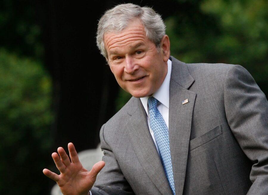 Джордж У. Буш