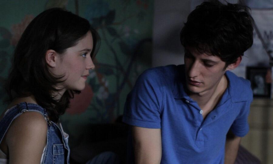 «Люблю смотреть на девушек» (2011, Франция)