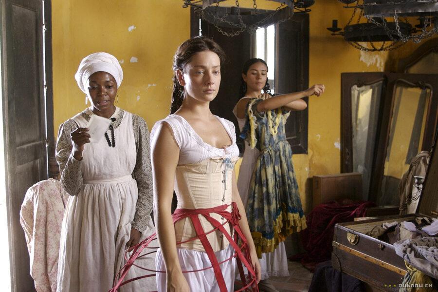 Драма «Любовь во время холеры» (2007, США, Мексика)