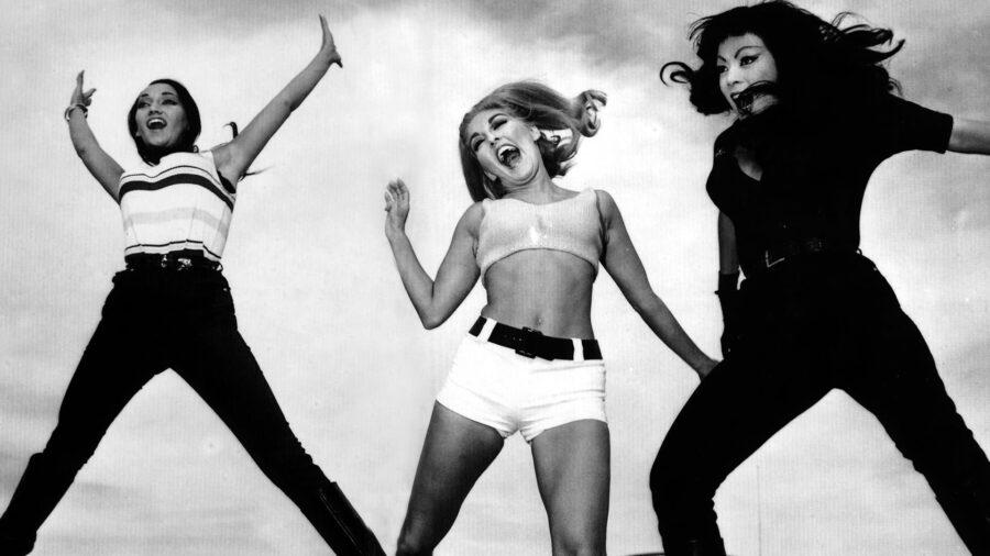 Быстрее, кошечка! Убей, убей! / Faster, Pussycat! Kill! Kill! (1965)