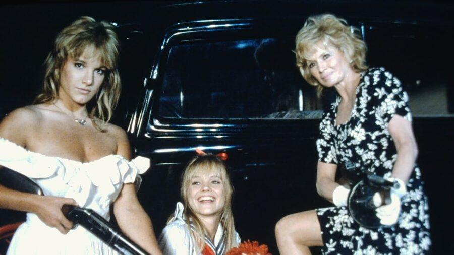 Нехорошая мамаша / Big Bad Mama (1974)