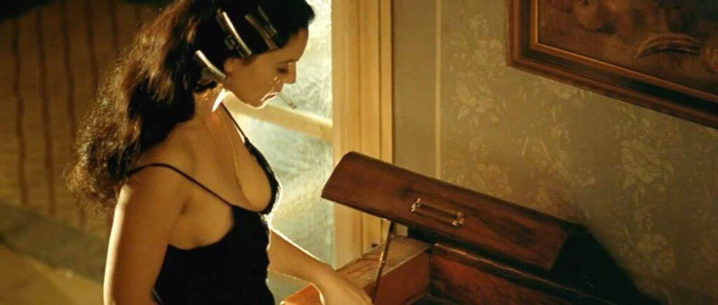 ВСЕ жаркие постельные сцены с Моникой Беллуччи